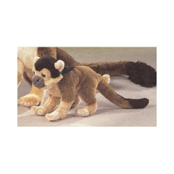 Squirrel Monkey Plush 8.5""