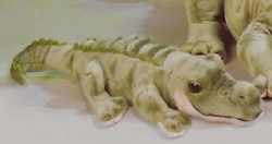 Alligator Plush 13""