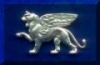 Winged Lion of Venice Brooch