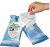 No Rinse Body Wash Wipes